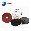 Z Lion Diamond Edge Polisher with Snail Lock Back / Edge Polishing Pads Floor Pads For Removing Edge Diamond Tools