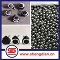 AISI 52100 bearing steel balls chrome steel ball use for bearings, castor or truckle