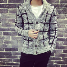 C23541B latest men opened swetaers fashion cardigans men casual sweaters
