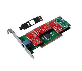 Factory price TDM410P asterisk 4 port fxo fxs pci card voip raspberry pi fxo fxs pabx telephone system