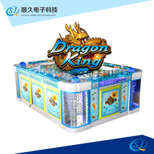 IGS series Dragon Universal fish hunter arcade game cheats fishing simulator game machine for sale