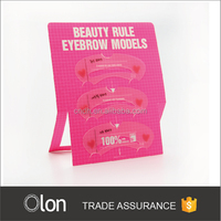 Eeauty Rule Eyebrow Models