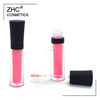 CC36031 Liquid Form lip gloss with plastic material lip gloss tube packing make your own lip gloss with private label