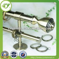 Drapery Hardware Curtain Rod/thick curtain rods