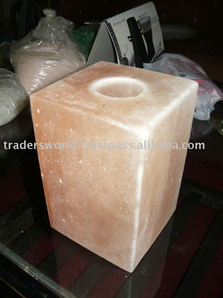 Rich of Mineral 100% Pure Natural Animal Licking Squire Block