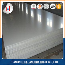 Mirror finish Gold supplier 316 stainless steel / plate price per kg