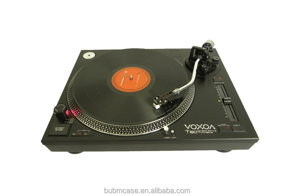 Wholesale VOXOA DJ Vinyl Records Turntable Player
