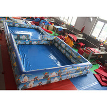 Hot sale baby sand pool eco-friendly PVC portable children bath tub kids playground large inflatable sand pool
