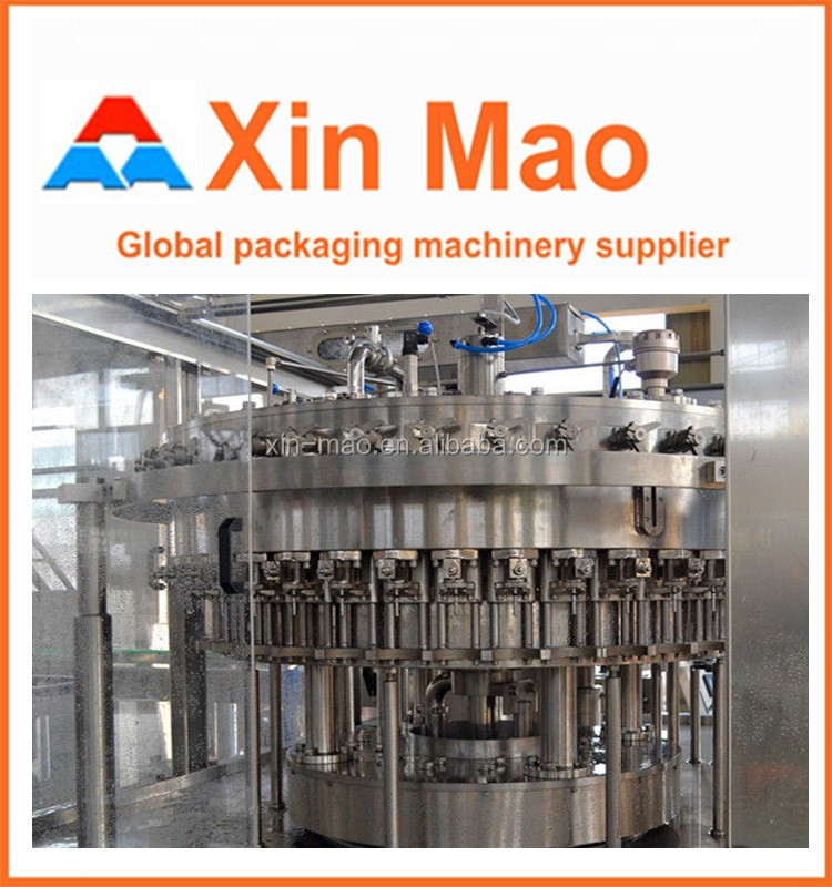 High speed automatic carbonated beverage keg soft drink keg filling machine German quality