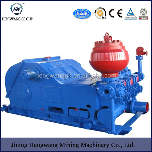 Good quality and good price drilling mud pump HW-F1300
