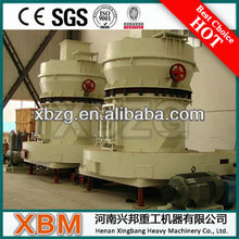 XBM Widely Used Raymond Mill Machinery For Calcite/Bentonite