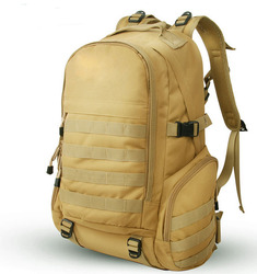 OEM New Waterproof canvas Army Military Backpack