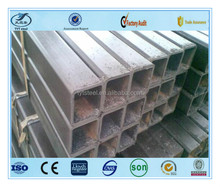 High Quality and Reasonable Price!! Black Square Steel Pipe Made in CHINA