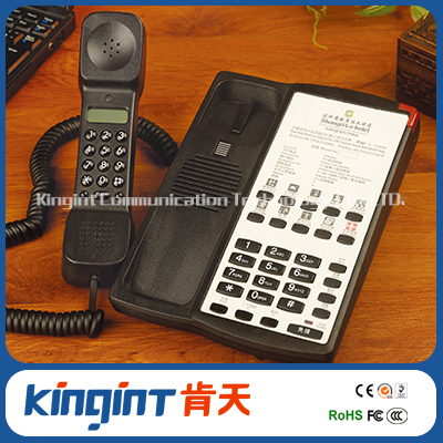 Kingint telephone microtel ,guestroom telephone ,8006A