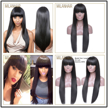 Milan Hair Wholesale Cheap Short Bob Lace Front, Synthetic Wig Wig For Black Women