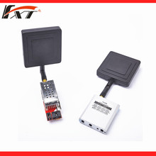 long range 5.8GHz 500MW audio video wireless RF RC transmitter receiver kit for dji naza