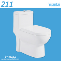 Manufacturer China Best Buy Bathroom Design Sanitary Ware One Piece WC Toilet