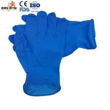 Disposable Powder-free Non-sterile Purple NItrile Examination Gloves