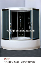 computer controlled steam dubai shower room with lcd tv