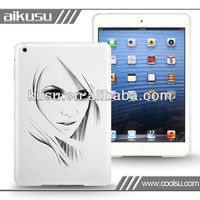 Competive price!! 3d case for ipad mini accept oem design