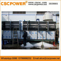 best price 15 tons cube ice maker with high quality