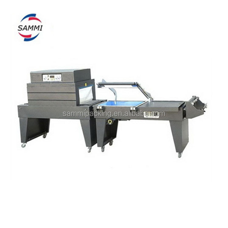 BS-A450+FQL-450A Multifunction L type Sealer &Shrinking Machine