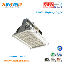 100W Tri-proof LED high bay downlight indoor lamp led Aluminum modular spotlights