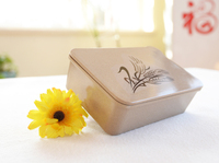 natural material biodegradable Food Meal Container