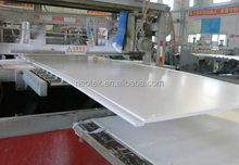 PVC cellular Crust Foam Board/Machine Unit /Manufacturing Machine