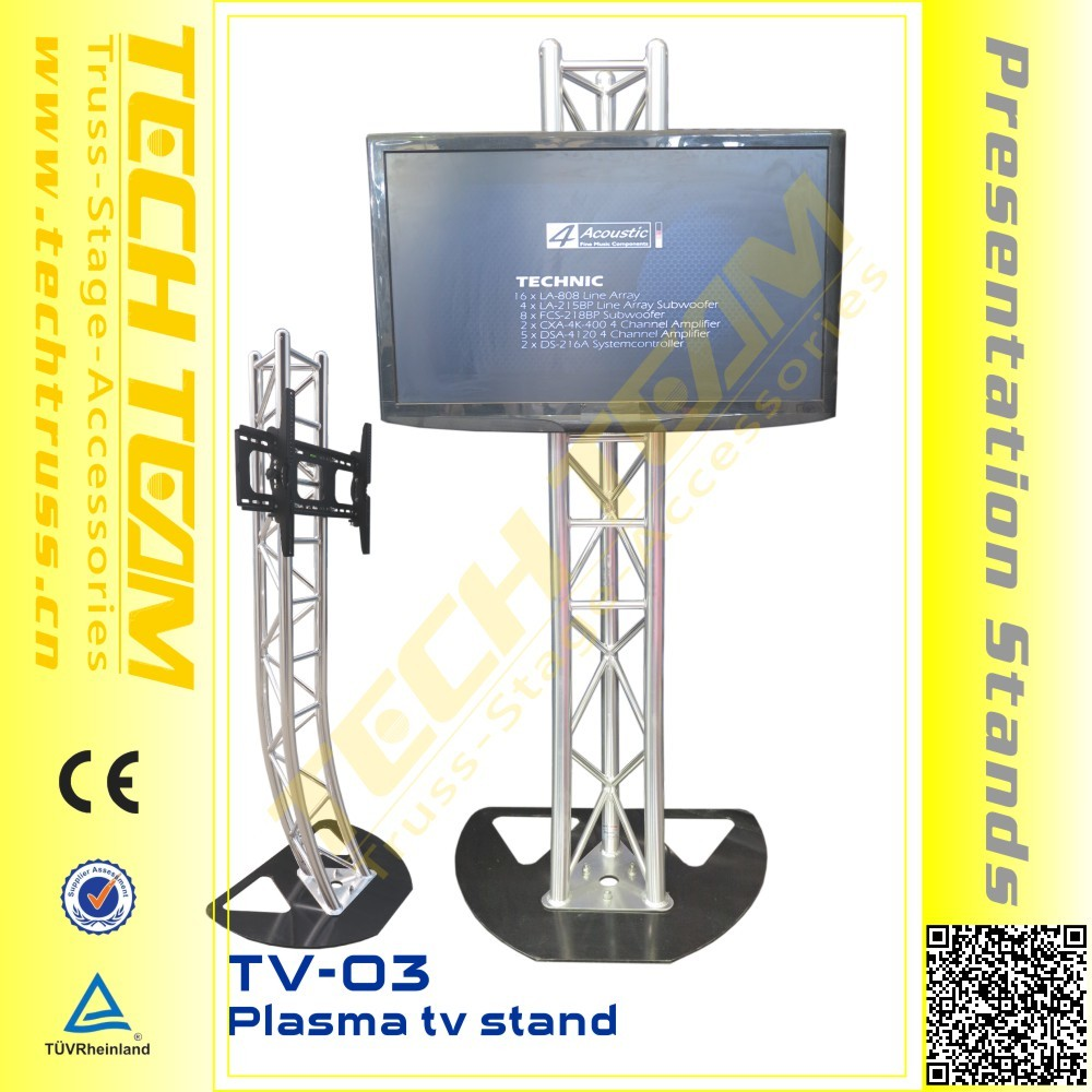 Aluminum Portable lectern/ podium / rostrum