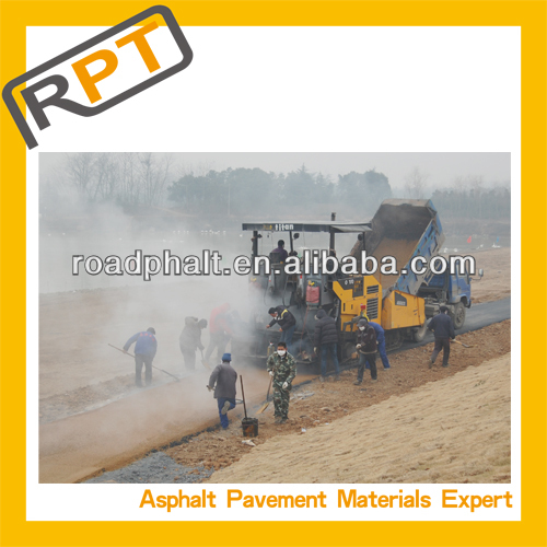 landscape architecture yellow road making material
