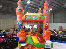 Cheap Inflatable Bouncer inflatable jumping castle for sale