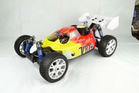 1:8 two speed rc car nitro buggy