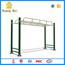 park fitness horizontal ladder outdoor gym equipment for adults