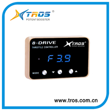Wholesale price Super racing TROS 8 driving mode electronic car throttle pedal booster fits Hyundai Toyota