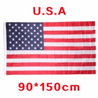 2016 Hot Sell 3x5ft USA Flag American Flag National Flag Have STOCK