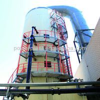 desulfurization tower FGD gas disposal