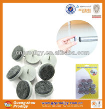 furniture accessories protection/furniture protector pad/felt & ABS nail on chair leg