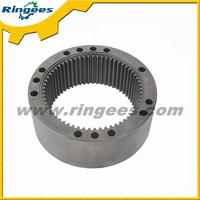 Original price Swing reducer ring gear used for Komatsu pc110r-1 excavator spare parts
