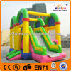 Commercial Inflatable Bounce House Slide: 30' Water Slip n Slide