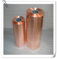 thin copper foil tape for cable wrapped