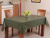 Foam PVC Anti-slip Table cloth