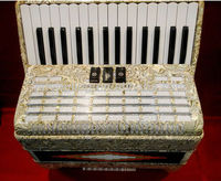 30key 48bass 3/0 registers piano accordion
