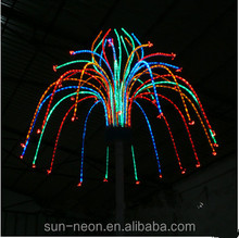 Led Firework Light Ip65 Led Tree Light