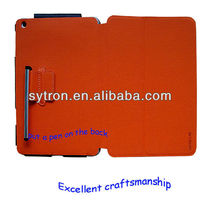 with pen slot design for iPad mini case