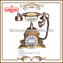 Antique decorative corded telephone TL0237
