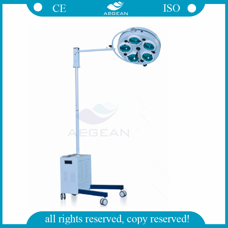 AG-LT010 With battery hospital treatment floor standing lamps