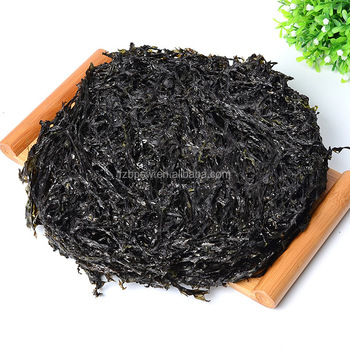 Edible Seaweed Dried Dark Purple Laver for Soup/Cold Dish