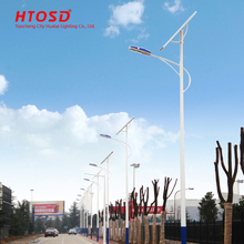 HTSS0005 China manufacture 30W led all in one integrated solar street lamp