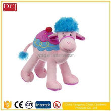 Best selling plush camel toy for promotion